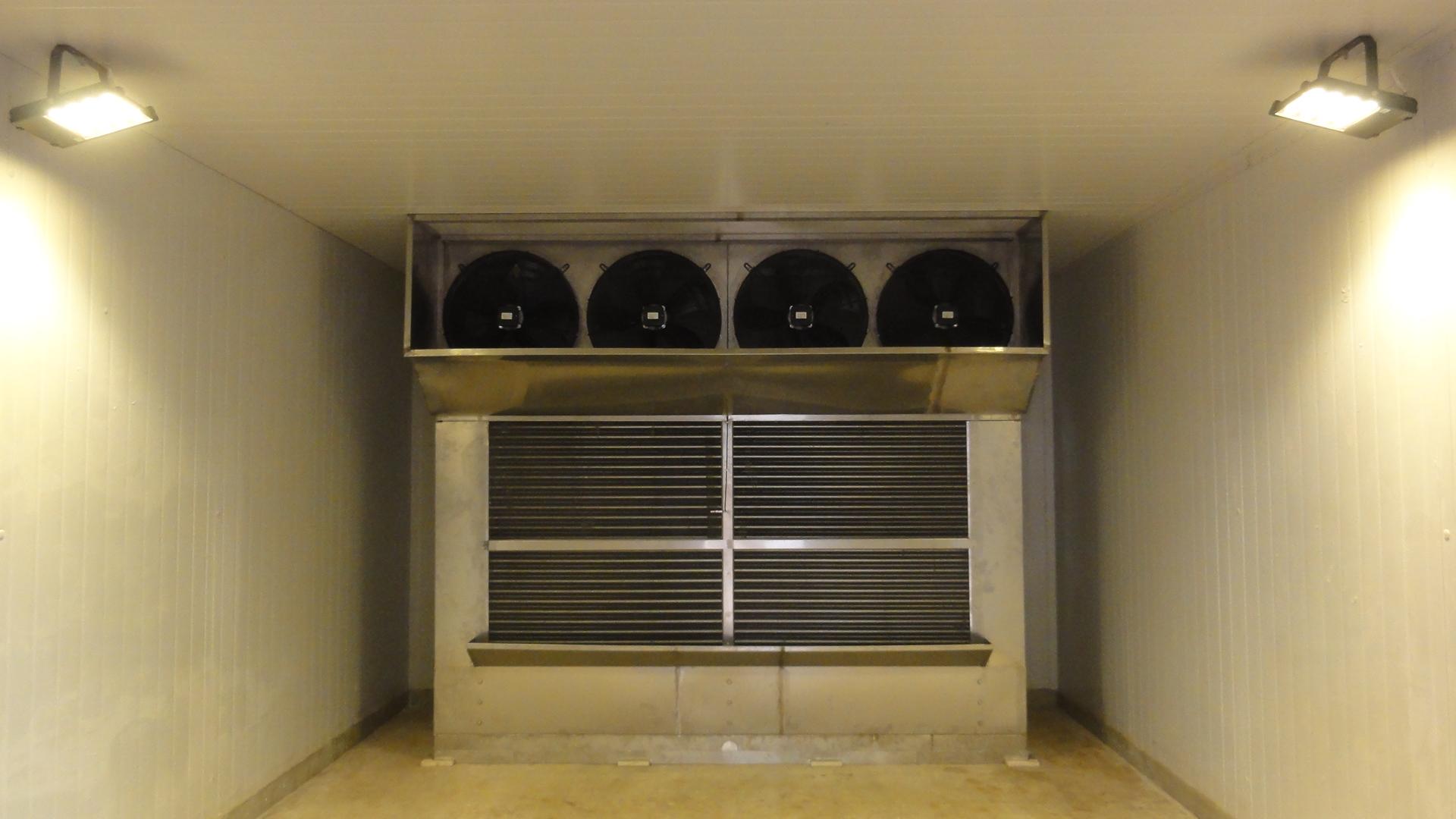 Hầm đông gió – Air Blast Freezer