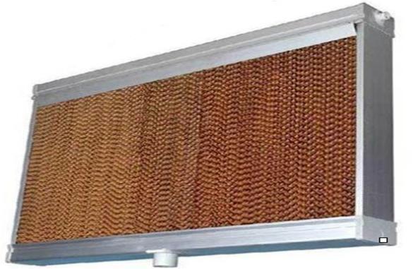 Khung inox 304 – Cooling Pad 1800 (3000 x 1800 x 150 mm; không phủ rêu )