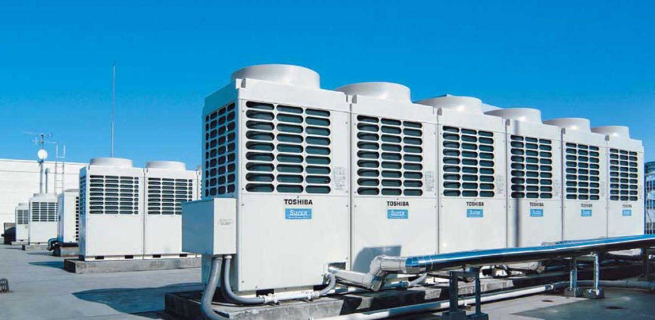 Dịch vụ bảo trì điều hòa công nghiệp