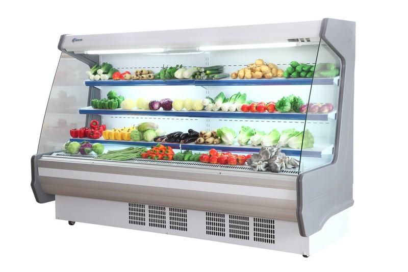 Tủ chứa rau, củ, quả, trái cây