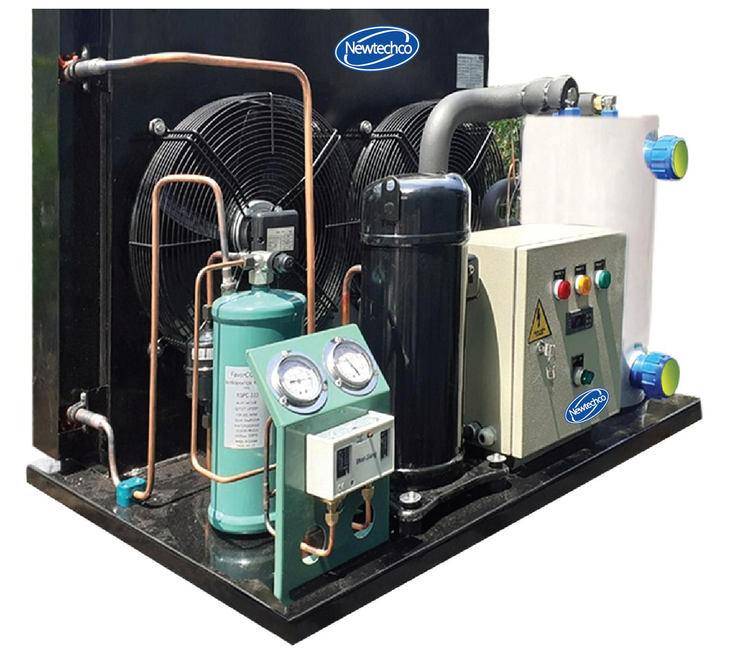 Máy làm lạnh nước Chiller NWO-50A