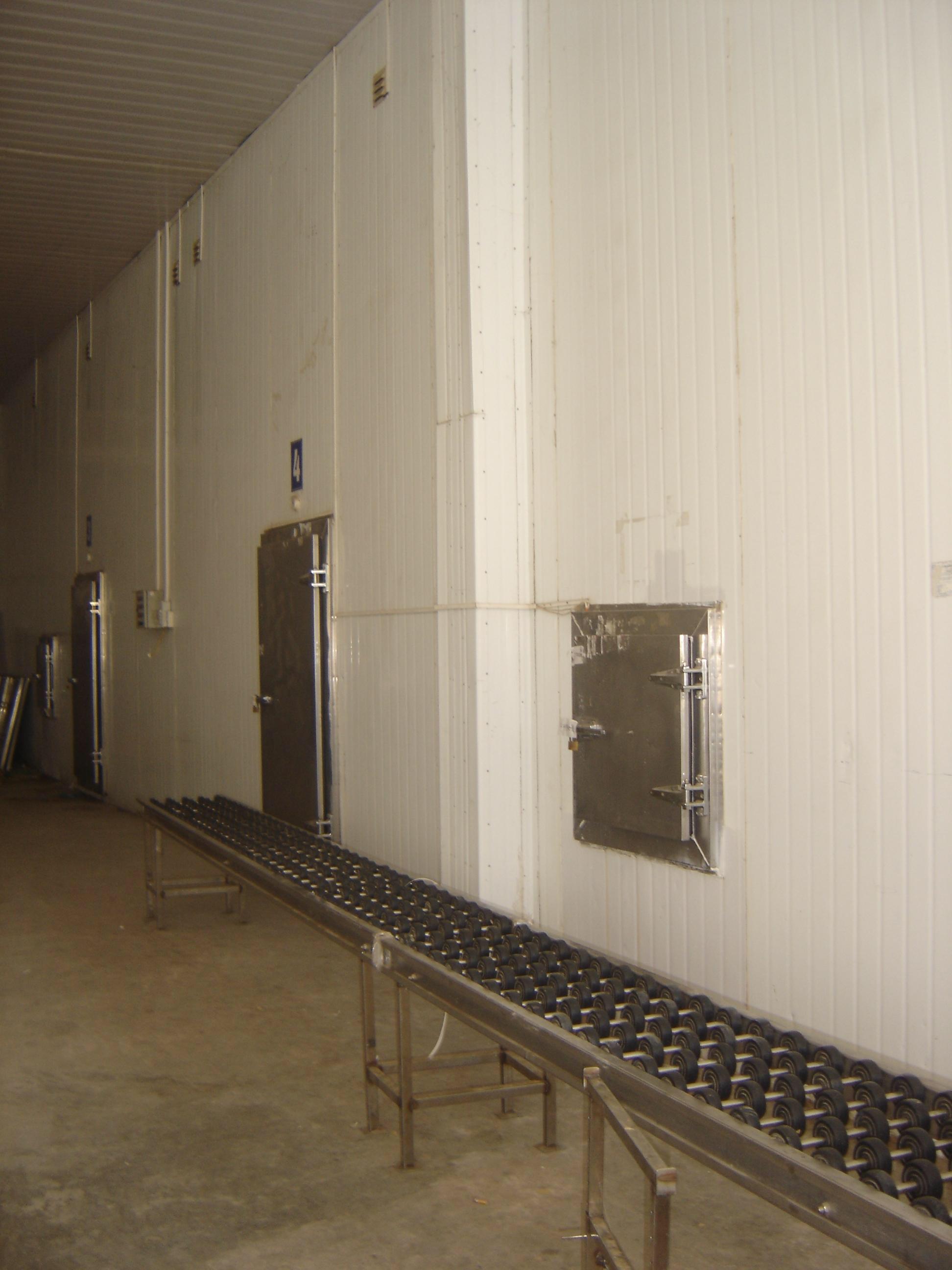 Kho lạnh công nghiệp 100 – 500 MT